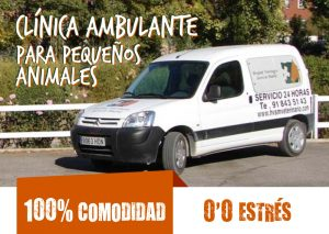 Servicio de Clínica Ambulante 24h